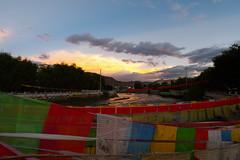 Pray for tomorrow (kangxi504) Tags: tibet china prayerflag darchor tsetang