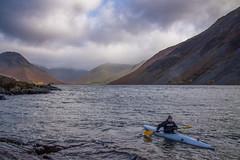 WastWaterKayak061116-6073 (RobinD_UK) Tags: wast water kayak paddle cumbria lake district wasdale