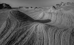 Fossil Dunes - Abu Dhabi (Robert Haandrikman) Tags: blue abu dhabi dubai fossil dunes rock desert uae emirates nature landscape