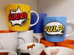 2016 1014 015 (PLX100) New Slurp and Gulp mugs (Lucy Melford) Tags: panasoniclx100 cups slurp gulp