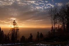 161115_Plesch_103 (Rainer Spath) Tags: österreich austria autriche steiermark styria grazumgebung grazerbergland plesch pleschwirt sunset snow dämmerung schnee autofocus