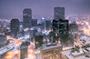 F M I N U S 1 : PRE-DAWN (wilsonaxpe) Tags: denver cold mile high city milehighcity colorado winter belowzero