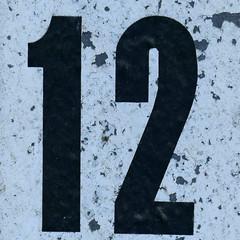 12 (Leo Reynolds) Tags: xleol30x number xsquarex cemetery 12 10s xxxtensxxx twelve panasonic lumix fz1000