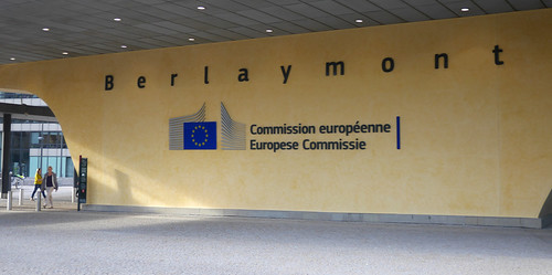 European Commission - Berlaymont by libereurope, on Flickr