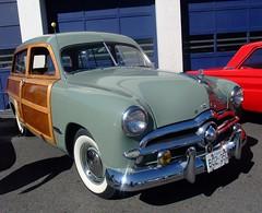 1949  Ford Custom  2 door woody wagon (D70) Tags: httpsyoutubedmi5iilrg3y 1949 ford custom 2 door woody wagon woodie