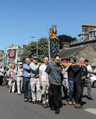 Our Lady in St Andrews (Lawrence OP) Tags: standrews scotland procession marian ourlady blessedvirginmary