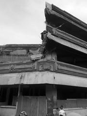 Akhir Dari Pasar Badung (BxHxTxCx (using album)) Tags: denpasar gedung building demolition
