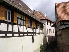 Le village de Blienschwiller (Alsace, Bas-Rhin, France) (bobroy20) Tags: ruelle alsace blienschwiller nothalten france village maison colombages btisse habitation epfig slestat