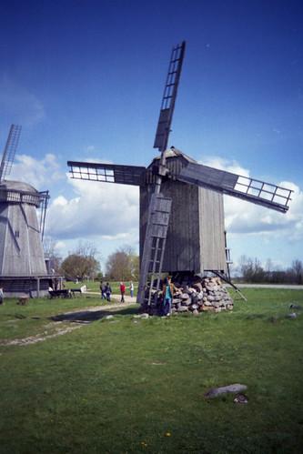 Angla tuulikumägi, 2003