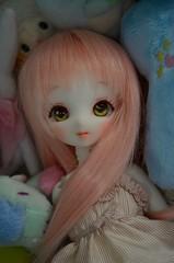 Paprika got a new faceup! (geishacookie) Tags: sio2 ragdoll repaint lemonpopdoll fel eyes 16mm cute kawaii