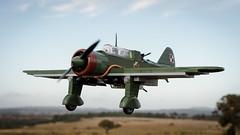 COBI Polish PZL P-23B Karas (Adam Purves (S3ISOR)) Tags: cobi poland polish pzl p23b 23b 5522 smallarmy worldwar2 worldwarii wwii brick block lego aircraft fighter military air force ww2 kara karas