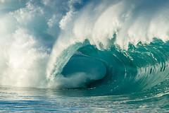20140117-0325 (cbabbitt) Tags: hawaii northshoreoahu oahu waimeabay waves shorebreak