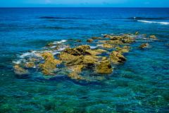 Water in Hati (Just Life thru a Lens) Tags: water clear seas oasis labadee hati