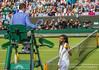 Dustin Brown | TrinDiego (TrinDiego) Tags: dustinbrown dustin brown jamaican german 1984 jamaica germany dreadlocks wimbledon tennis championship sw19 london uk england trindiego green lawn umpire
