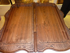 Inside the premier Noahs Ark board (RickyOcean) Tags: armenia nardi backgammon noahsark