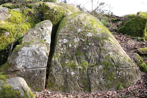 Les rochers des vaux