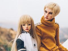 (mimiau_m) Tags: bjd asian doll recast 5thmotif venitu zaoll luv