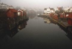 Grundsund on Swedish West Coast... (iEagle2) Tags: grundsund sweden swedishwestcoast ep2 olympuspen olympusep2