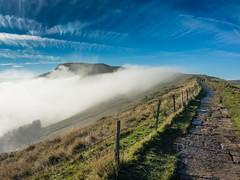 Castleton 261116-6053 (RobinD_UK) Tags: mam tor castleton peak district edale temperature inversion clouds