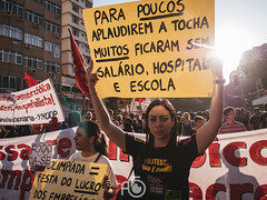 Brazil-protests-beginning-Olympics-10 (Josev Carrillo) Tags: brazil rio2016 olimpiadas juegosolimpicos 2016 riodejaneiro manifestacion protesta rally presidente micheltemer juegos exclusion jogos exclusao