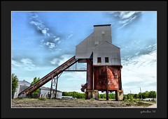 Mining Michigan UP (the Gallopping Geezer '4' million + views....) Tags: mining michigan mi upperpeninsula equipment frame ore copper coppermine canon 5ds tamron 28300 geezer 2016 ndoned decay decayed worn weathered faded derelict deserted