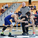 BHS Varsity Wrestling vs Nation Ford 12-7-16