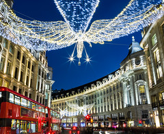 London, December 2016 (hawkey81) Tags: london christmas regentstreet lights beautiful uk england capital metropolis cities christmaslights festivities xmas 2016