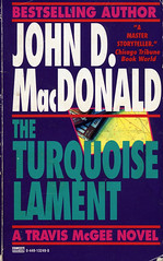 Novel-The-Turquoise-Lament-by-John-D-MacDonald (Count_Strad) Tags: johndmacdonald mystery novel softcover artworkart
