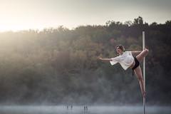 (dimitryroulland) Tags: nikon d600 85mm 18 dimitry roulland nature dordogne france natural light sun morning dance pole dancer