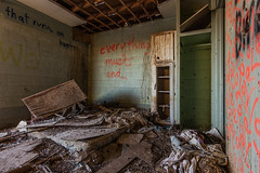 Everything Must End - Take 2 (slworking2) Tags: saltonsea saltonseabeach desert urbex urbanexploration decay abandoned