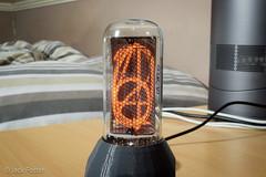 IN-18 Nixie (jackfoz98) Tags: nixie clock ussr vintage electronics number kosbo in18