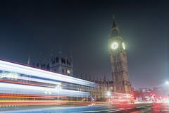 Escala en Londres (Popewan) Tags: london popewan bigbeng nocturna largaexposicion longexposure 2016 londres