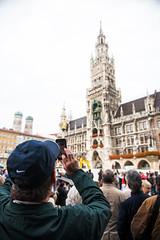 Marienplatz, Munich, Germany. (Flash Parker) Tags: 2015 bavaria bavarian d800 flashparker germany munich nikkor nikon october viking vikingcruises adventure freelance journalism journalist travel wwwflashparkercom germany37684