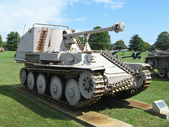 Marder III Model M Anti Tank Gun (Photo Squirrel) Tags: usarmyordnancemuseum maryland aberdeenmaryland aberdeenprovingground aberdeen vehicle armoredvehicle armor 38t skoda assaultgun tank panzer gun artillery selfpropelledgun marderiii marder