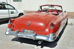 1952 Cadillac 62S convertible (pontfire) Tags: auto voyage road street trip travel urban holiday color cars tourism car vintage outdoors ancient automobile decay havana cuba convertible voiture cadillac route american coche latin carros carro caribbean autos cuban habana oldcars couleur classiccars automobiles coches caddy 52 cad voitures 1952 traveler automobili americancars lahabana antiquecars wagen thecaribbean vieillevoiture redcars lahavana amricaine voiturerouge lahavane voitureamricaine 62s worldcars automobileancienne 1952cadillac lescarabes automobiledecollection pontfire ledecuba americancarsincuba voituredecuba islandofcuba lesvoituresamricainesdecuba americancarsofcuba cochesamericanosdecuba lesvoituresdecuba