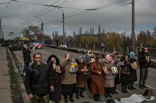 乌克兰请联合国帮助应对东部叛乱未果
