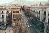 view down via roma (gorbot.) Tags: sicily palermo viaroma citycentre lightroom rangefindercamera mmount leicam8 voigtlander28mmultronf19 vscofilm