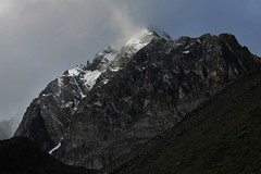 Nevado Sarapo, Cordillera Huayhuash.