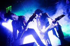 Asking Alexandria (Eric Palmer) Tags: africa alexandria monster metal night photography energy live south band aa stellenbosch asking