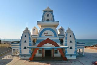 India - Tamil Nadu - Kanyakumari - Mahatma Gandhi Memorial - 1
