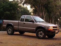 Chevrolet S-10 4.3 LS ZR2 Cab 2003 (RL GNZLZ) Tags: chevrolet gm pickup chevy ls s10 pickuptrucks v6 camionetas chevypickup zr2 s10zr2