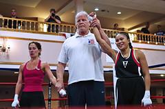 Stella (Gilbert Eid) Tags: portrait love referee couple box contest champion tournament gloves passion boxing title wraps everlast amateur champ ptsd