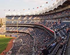 View From the 300 Level (Brule Laker) Tags: baseball texasrangers yankeestadium newyorkyankees mlb americanleague