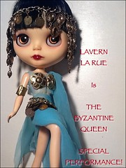 LaVern La Rue: The Byzantine Goddess: Part 1 (Outfit by SwaggyWiggums)
