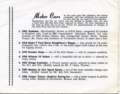 """Regal Motor Museum Brochure 5 • <a style=""""font-size:0.8em;"""" href=""""http://www.flickr.com/photos/124804883@N07/14633781627/"""" target=""""_blank"""">View on Flickr</a>"""