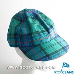 Clan Armstrong Tartan Baseball Cap