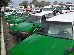 """Green Taxi Djibouti • <a style=""""font-size:0.8em;"""" href=""""http://www.flickr.com/photos/62781643@N08/14663256419/"""" target=""""_blank"""">View on Flickr</a>"""