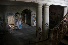 IMG_0068 (Jeffrey Terranova) Tags: newyork abandoned graffiti greenhouse urbanexploration bti yonkersny boycethompsoninstitute canonrebelxsi