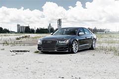2015 Audi S8 - Vossen VFS1 - Silver Brushed (VossenWheels) Tags: flow technology wheels deep series form vf concave vossen audiwheels s8wheels vfs1 audia8wheels rs8wheels a8wheels audiaftermarketwheels audis8wheels audirs8wheels audia8aftermarketwheels audis8aftermarketwheels audirs8aftermarketwheels