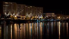 Boulogne Sur Mer De Nuit .